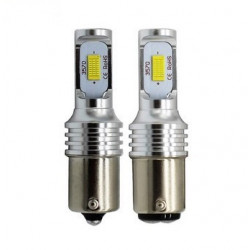1X Ampoule CANBUS 48 LED SMD - BA15S