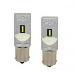 1X Ampoule CANBUS 6 LED SMD - BA15S
