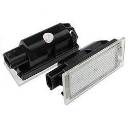 2X Modules à LED RENAULT Megane - Laguna - Twingo - CLIO - Kadjar - Wind Roadster - Kangoo