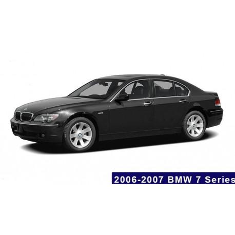 Pack LED BMW Série 7 E65 Intérieur 2006-2007
