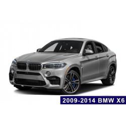 Pack LED BMW X6 E71 Intérieur 2009-2014