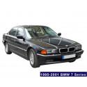 Pack LED BMW Série 7 E38 Intérieur 1995-2001
