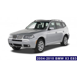 Pack LED BMW X3 E83 Intérieur 2004-2010