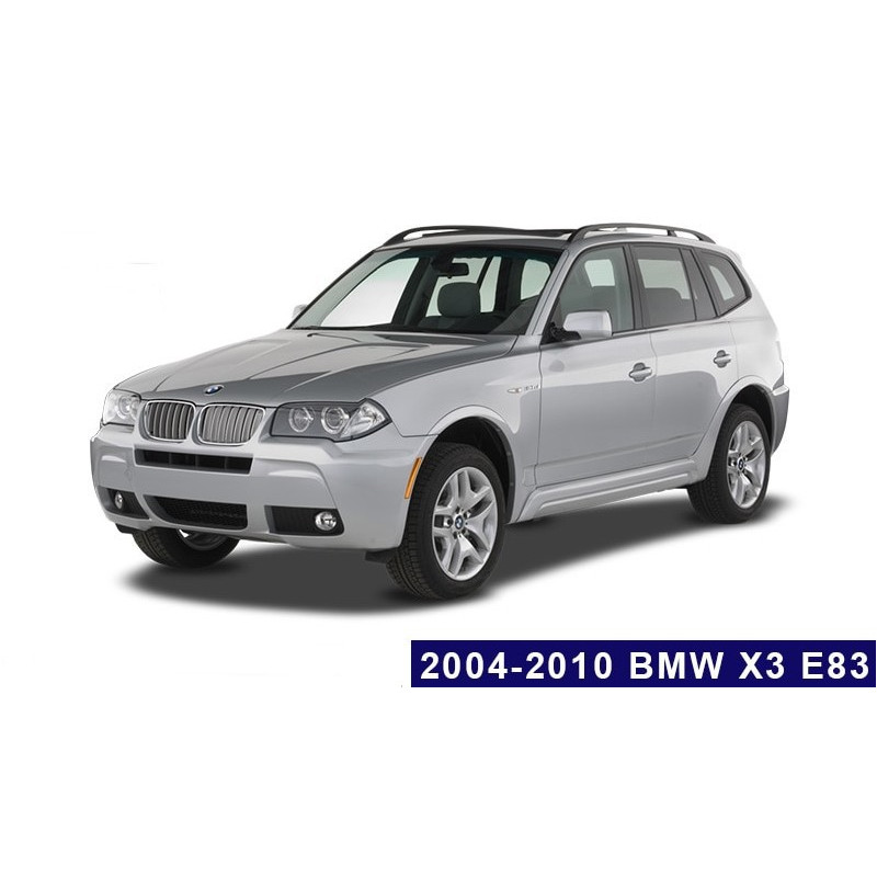 pack led bmw x3 e83 intrieur 2004 2010