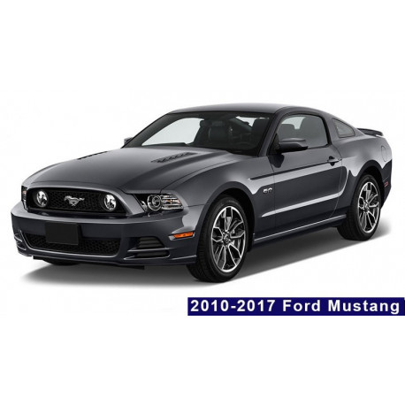Pack LED FORD Mustang Intérieur 2007-2017