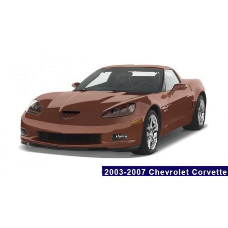 Pack LED CHEVROLET Corvette C6 Intérieur 2003-2007