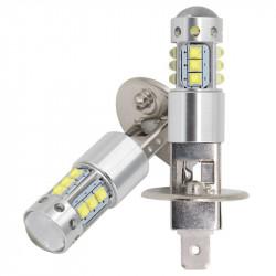 2X Ampoules LED H1 CREE 6000K
