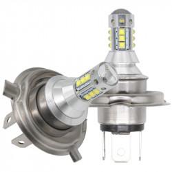 2X Ampoules LED H4 CREE 6000K