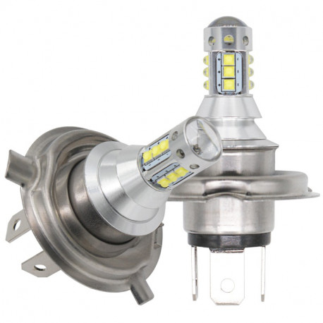 2X Ampoule LED H4 CREE 6000K