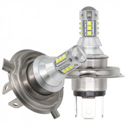 2X Ampoules LED H7 CREE 6000K