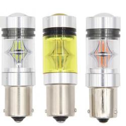 Ampoule 20 LED P21W BAU15S