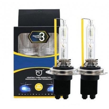 Ampoules Xenon 5500k H1