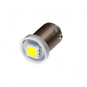 Ampoule 1 LED  Blanche BA9S T4W