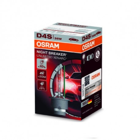 Ampoule Xénon D4S Osram Nightbreaker 66440XNB