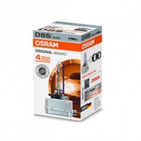 Ampoule Xénon D8S Osram Xenarc Classic 66548