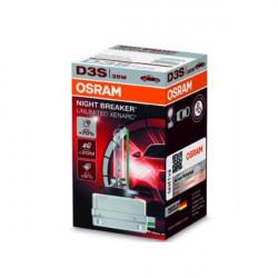 Ampoule Xénon D3S Osram Nightbreaker 66340XNB