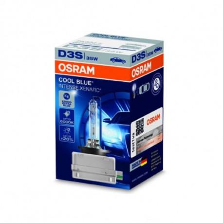Ampoule D3S Osram Xenarc 66340CBI Cool Blue 6000K