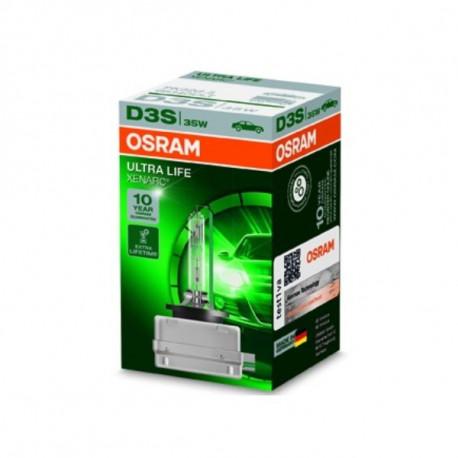Ampoule Xénon D3S Osram Xénarc Ultra Life 66340ULT