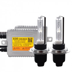 Kit Can-bus Pro H4 55W