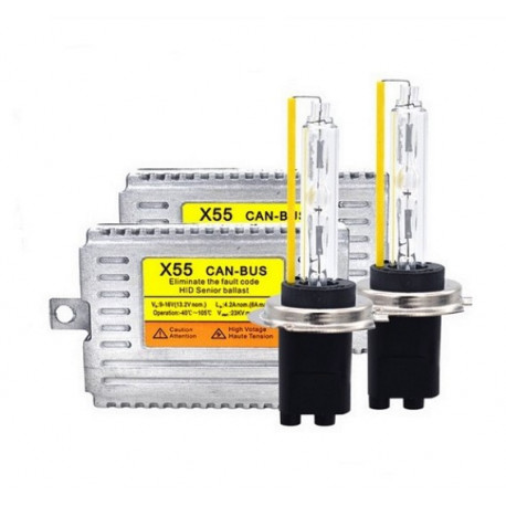 Kit xenon X55 Can-bus Pro H7 55W
