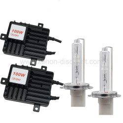 Kit Xenon H1 75W / 100W 24Volts