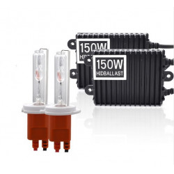 Kit Xenon H7 150W 24Volts