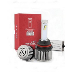 Kit LED Ventilé Smart Fortwo II