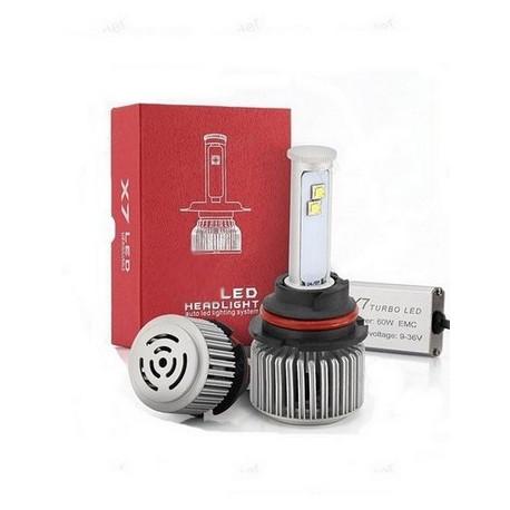 Kit LED Ventilé Smart Fortwo II