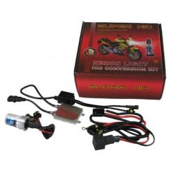 Kit Xénon Moto BA20D 35W / 55W