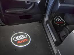 Led logo laser voiture Audi
